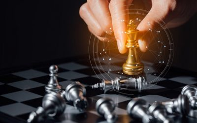 It's your move. Winning on the uneven playing field in the age of digitalisation.